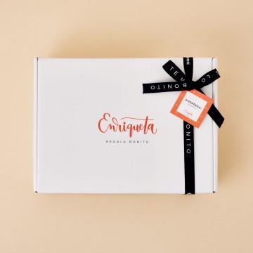 Caja regalo de lujo Enriqueta Regala Bonito