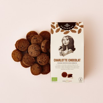 Cookies de chocolate Charlotte Chocolat