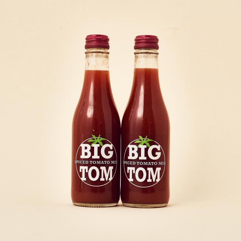 Zumo de tomate picante Big Tom
