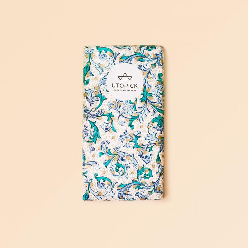 Chocolate con vainilla y jengibre de Utopick