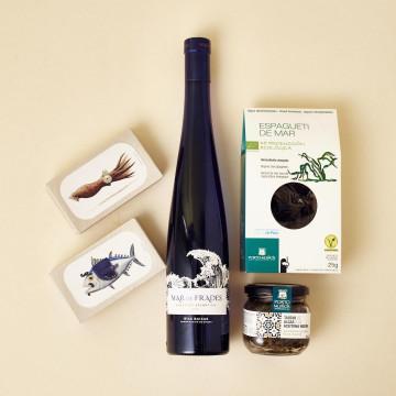 Caja El sabor de la costa Atlántica