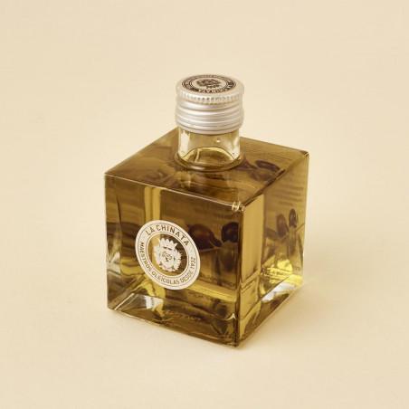 Aceite de Oliva Virgen Extra La Chinata Botella Cuadrada 100 ml