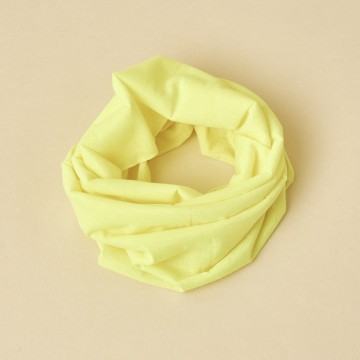 Braga deporte ligera amarilla