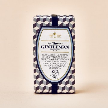 Jabón The Gintleman Olivai The Soap 150 g