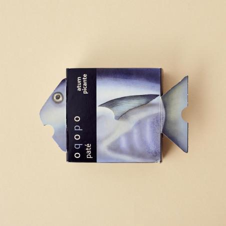 Paté de atún picante de Oqopo