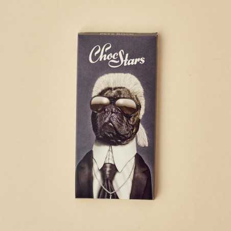 Tableta de chocolate Karl Lagerfeld de ChocStars