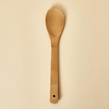 Cucharón de bambú