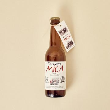 Cerveza Mica Raíz