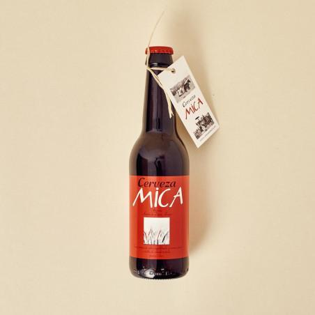 Cerveza Mica Cuarzo