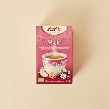 Infusión Ecológica Mujer Yogi Tea