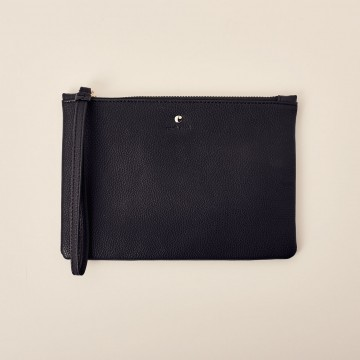 BOLSO CLUTCH NEGROCACHAREL