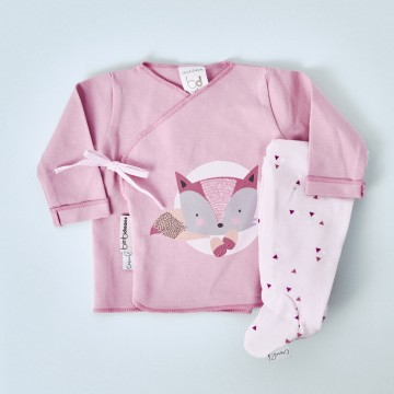 Set pijama Fox de Bimbi Dreams