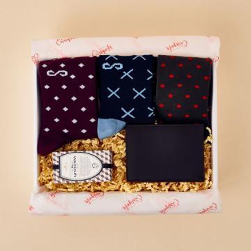 Caja Regalo Calcetines Socketines