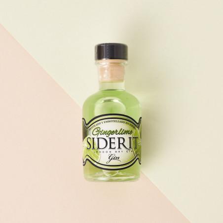 Miniatura de ginebra Siderit Gingerlime