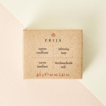 Jabón emoliente Prija