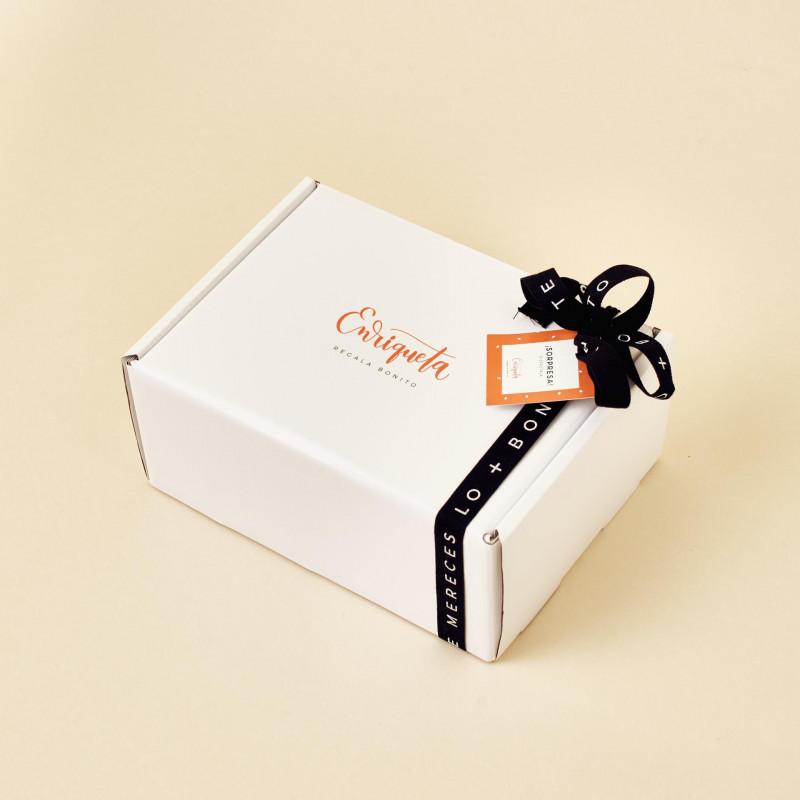 Caja de regalo Enriqueta Regala Bonito especial para profesores