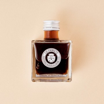 Vinagre de jerez botella cuadrada La Chinata