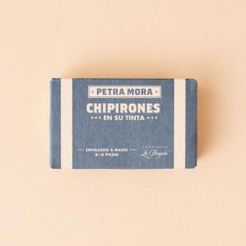 Chipirones en su tinta Petra Mora