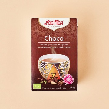Té chocolate Yogi Tea