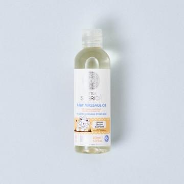 Aceite de masaje bebé 200 ml Little Siberica
