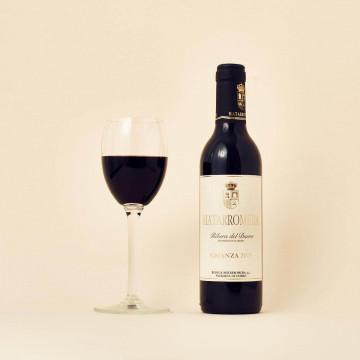 Botella de Vino Matarromera Tinto Crianza
