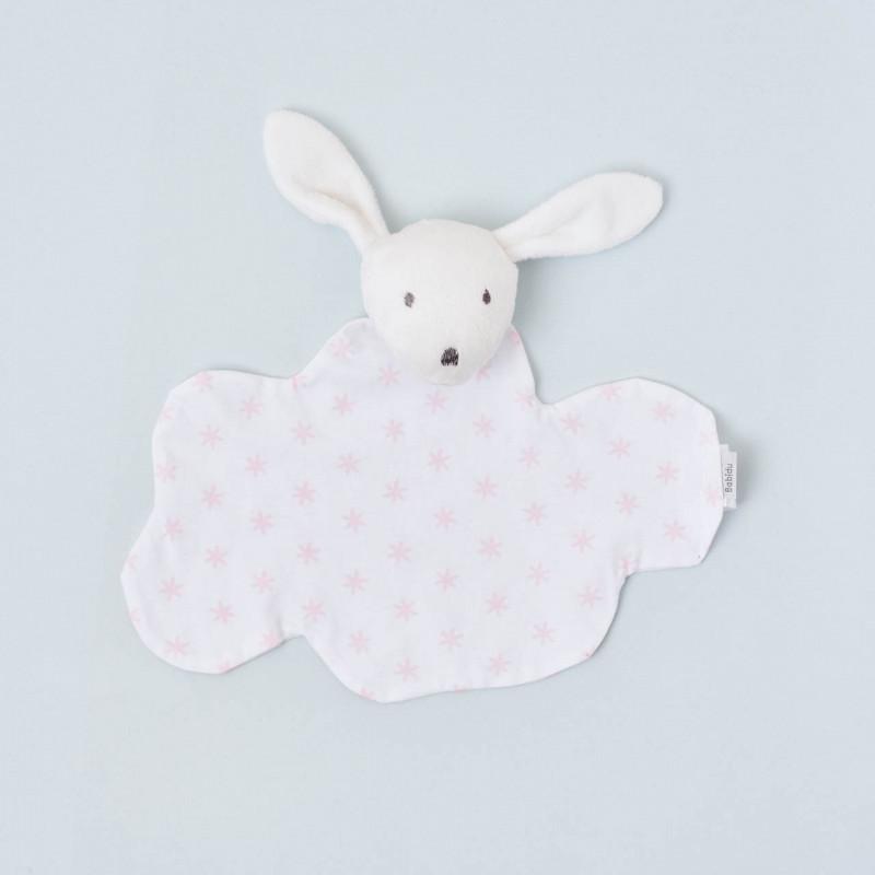 Dudu babidu conejo estrellas rosa