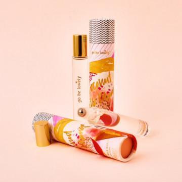 Detalle original para el Día de la Madre, perfume en roll-on
