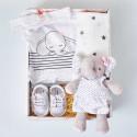 Canastilla regalo para bebés chic