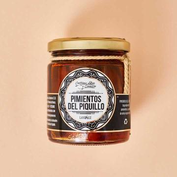 Pimientos del Piquillo Cantizano, calidad Gourmet