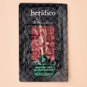 Paleta de Cebo de Campo Ibérica cortada a mano y envasada al vacío Berídico