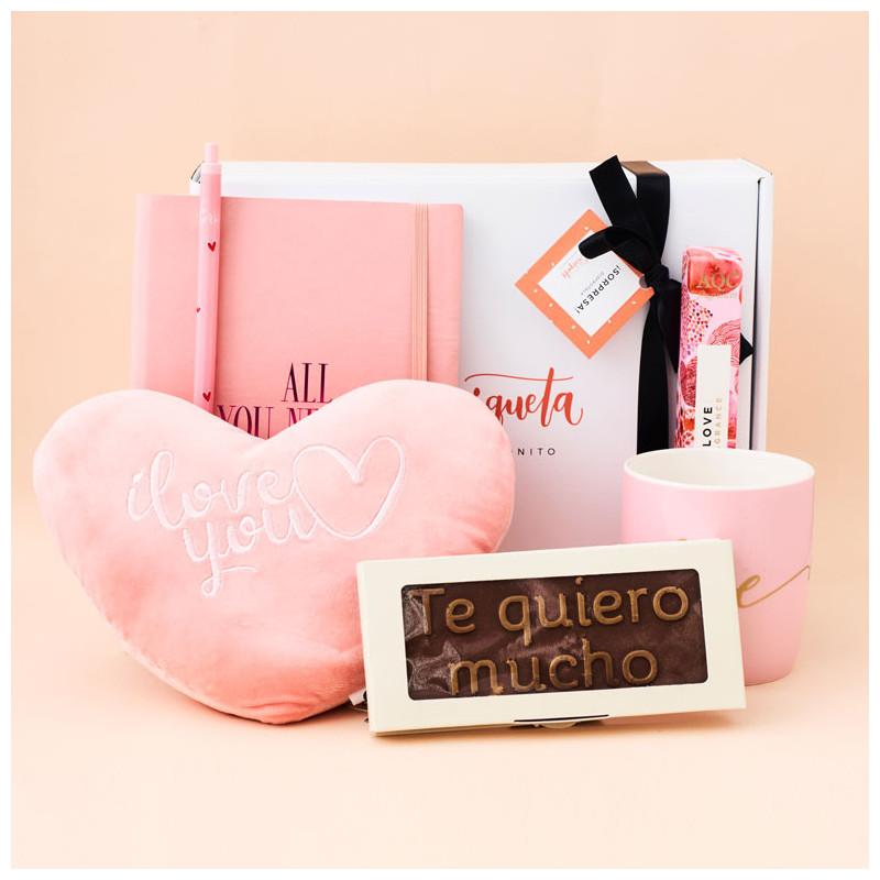 Conjunto regalo para parejas Love