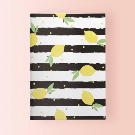 Libreta Bonita Grande Lemons teNeues