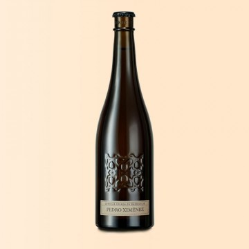 Cerveza Alhambra Pedro Ximénez, edición Numerada