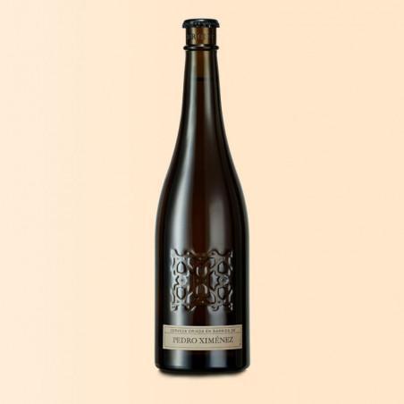 Cerveza Alhambra Pedro Ximénez Edición Numerada