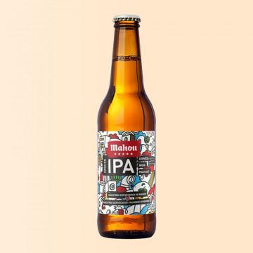 Cerveza Mahou IPA India Pale Ale