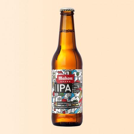Cerveza Mahou IPA Indian Pale Ale