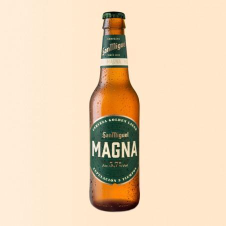 Cerveza San Miguel Magna