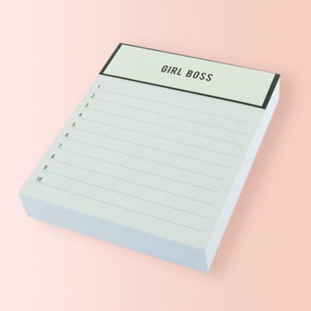 Planificador de tareas Girl Boss