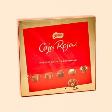 Bombones Caja Roja Nestlé Surtido 22 unidades