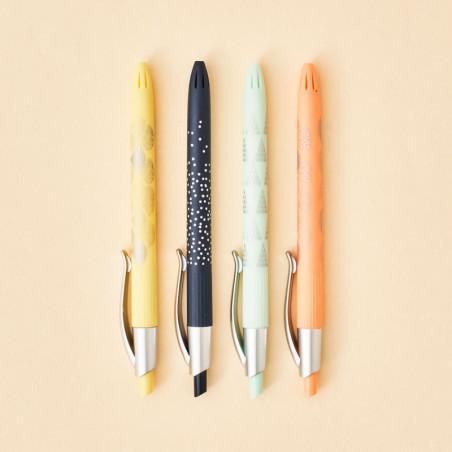 Estuche de Bolígrafos de Colores Milan P1 Silver
