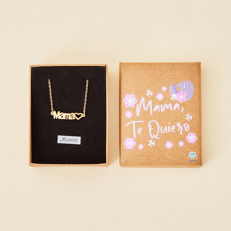 Regalos Originales para Mamá: colgante mamá