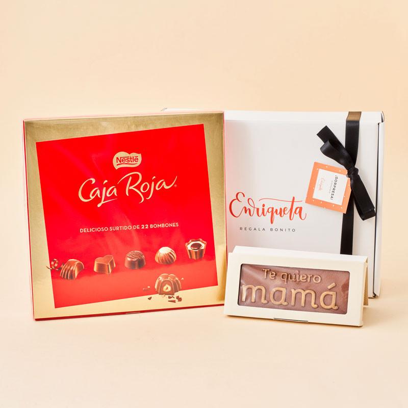 Chocolate y Bombones para Mamá
