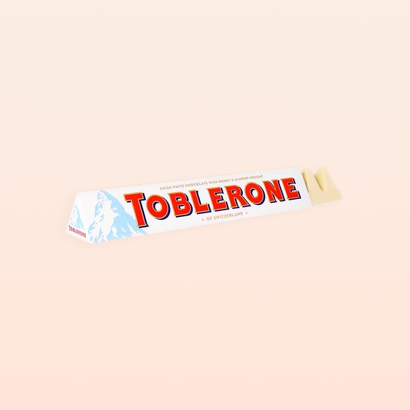 Toblerone Chocolate Blanco