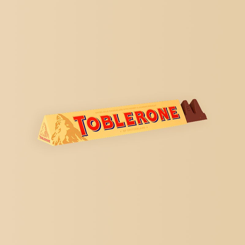 Toblerone Original Chocolate con Leche