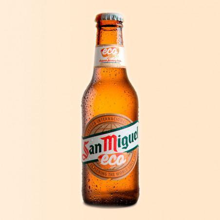 Cerveza San Miguel Eco