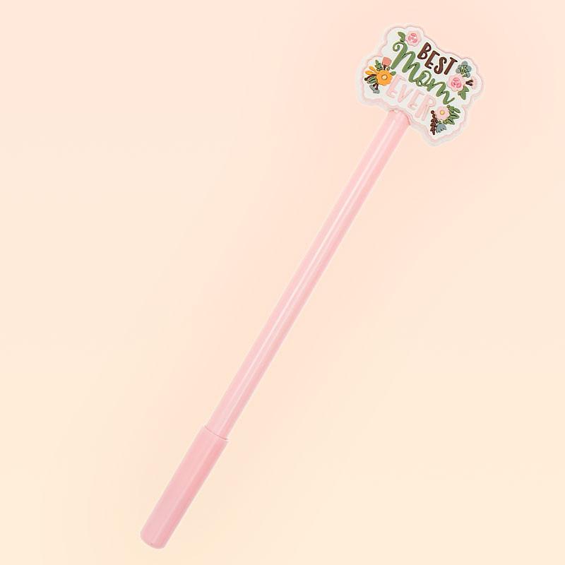 Bolígrafo Mujer Rosa Best Mom