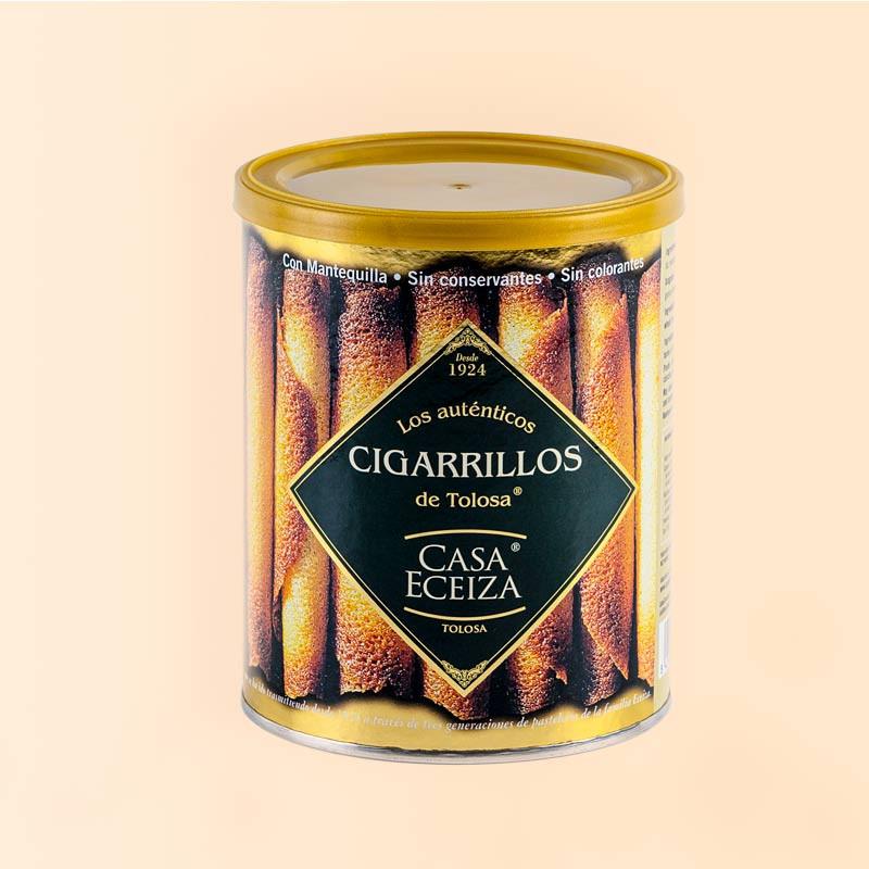Bote de Cigarrillos Dulces Casa Eceiza, 160 g.
