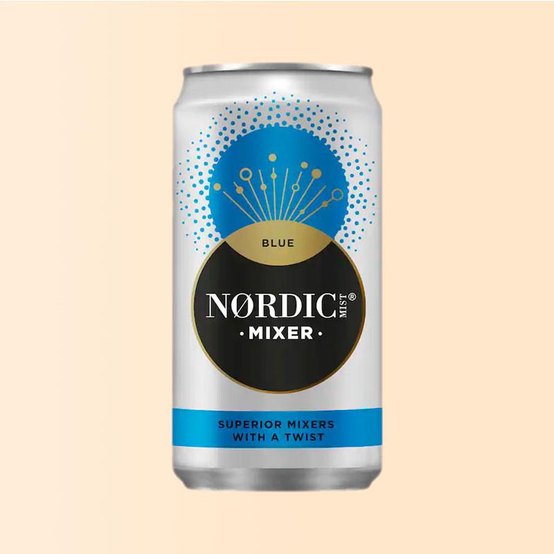 Tonica Nordic Blue Mixer Original, lata 25 cl.