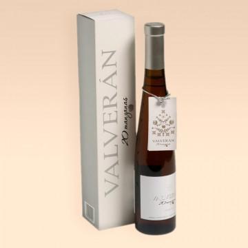 Sidra Valverán 20 Manzanas, sidra asturiana de hielo, edición limitada