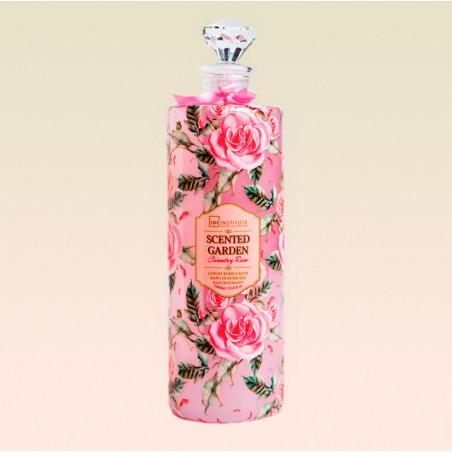 Baño de Burbujas IDC Institute Aroma Rosas Silvestres